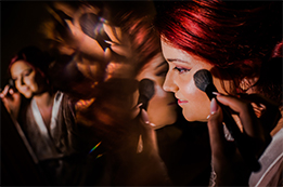 make-up artist brasov